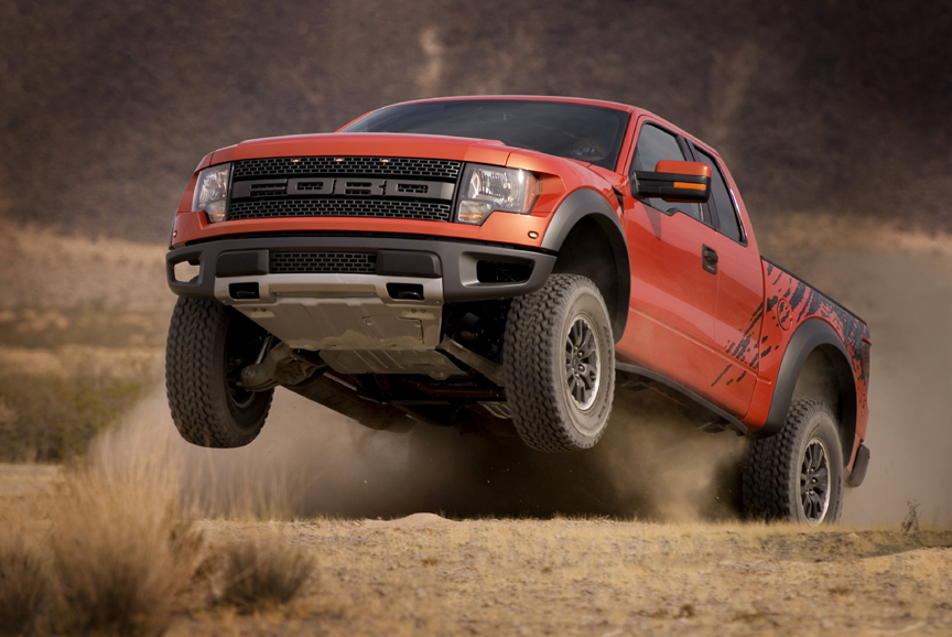 f 150 raptor. New Ford F-150 Raptor Orders