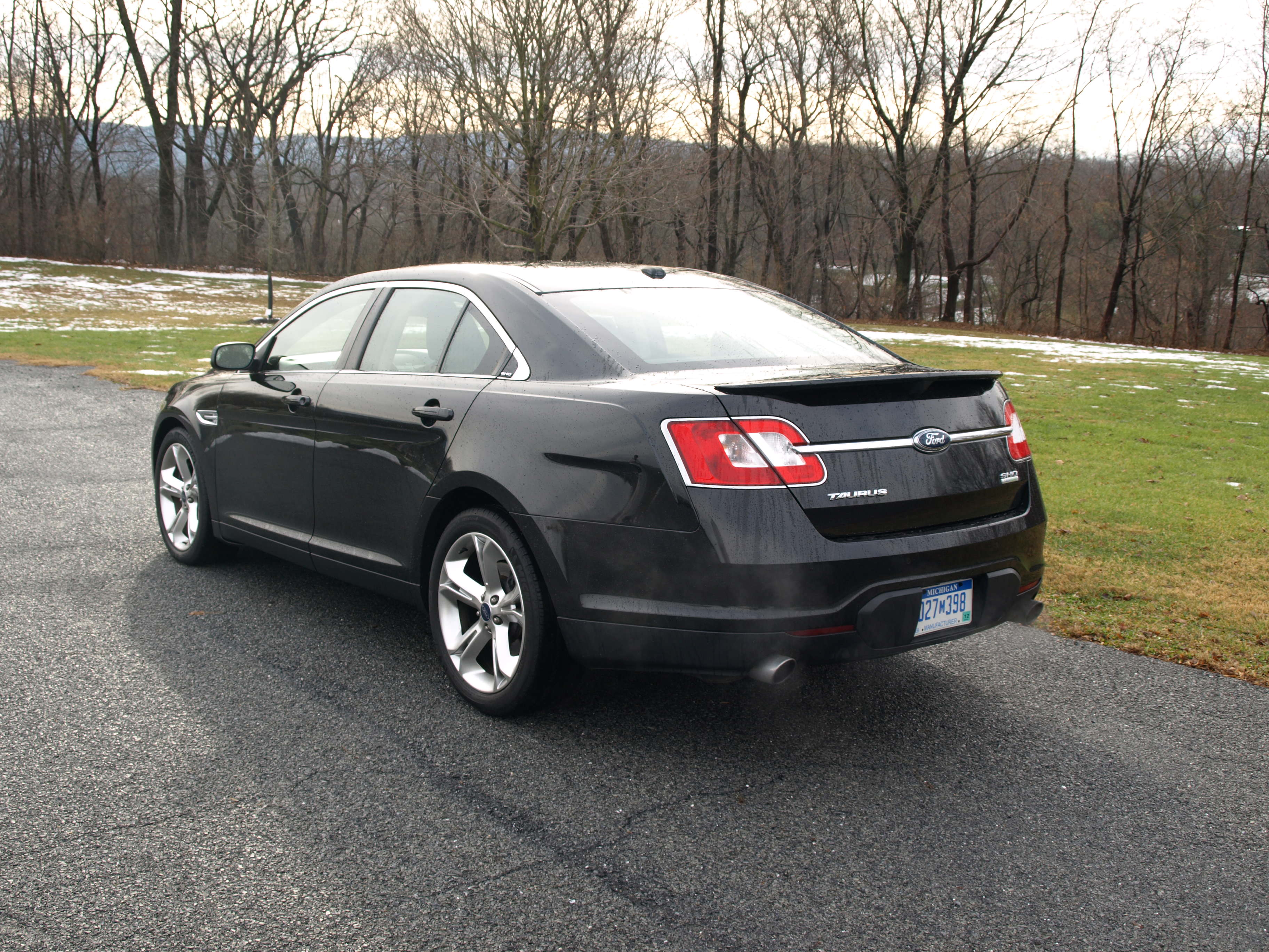 2010 Ford Taurus Sho Awd Review