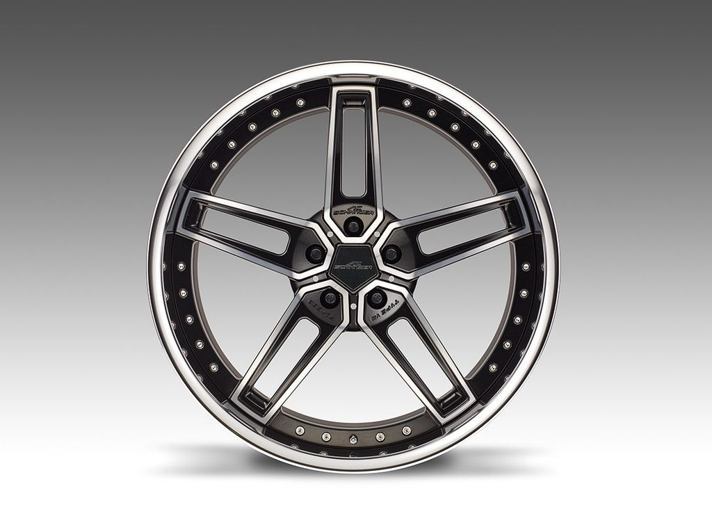 Ac Schnitzer Type Viii Alloy Wheels For The Spring