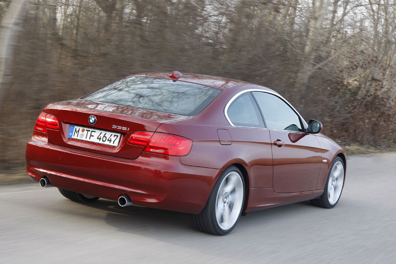 First Drive 2011 BMW 335i Coupe