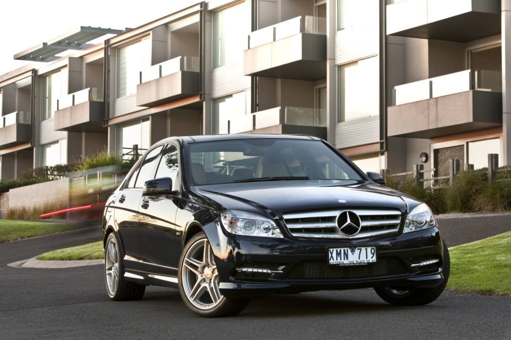 Two years on from its wheels car of the year win the for Win a mercedes benz