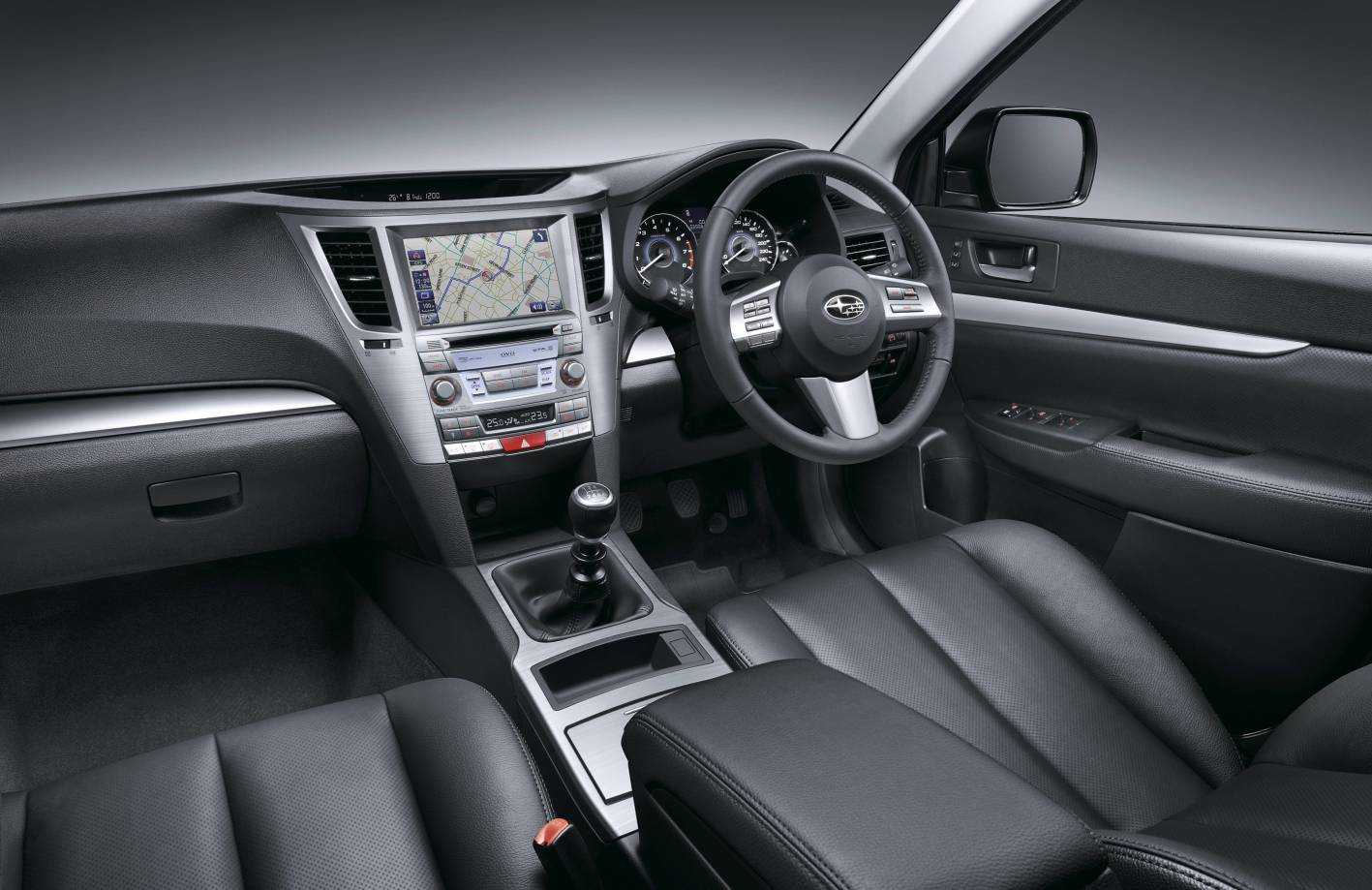 Subaru Outback Wins Interior Of The Year Award Photo Select To View Enlarged