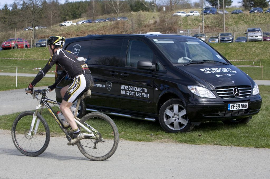 Mercedes Vito Sport. Mercedes-Benz Vito Sport And Sprinter: Perfect Partners For A High-Impact Summer