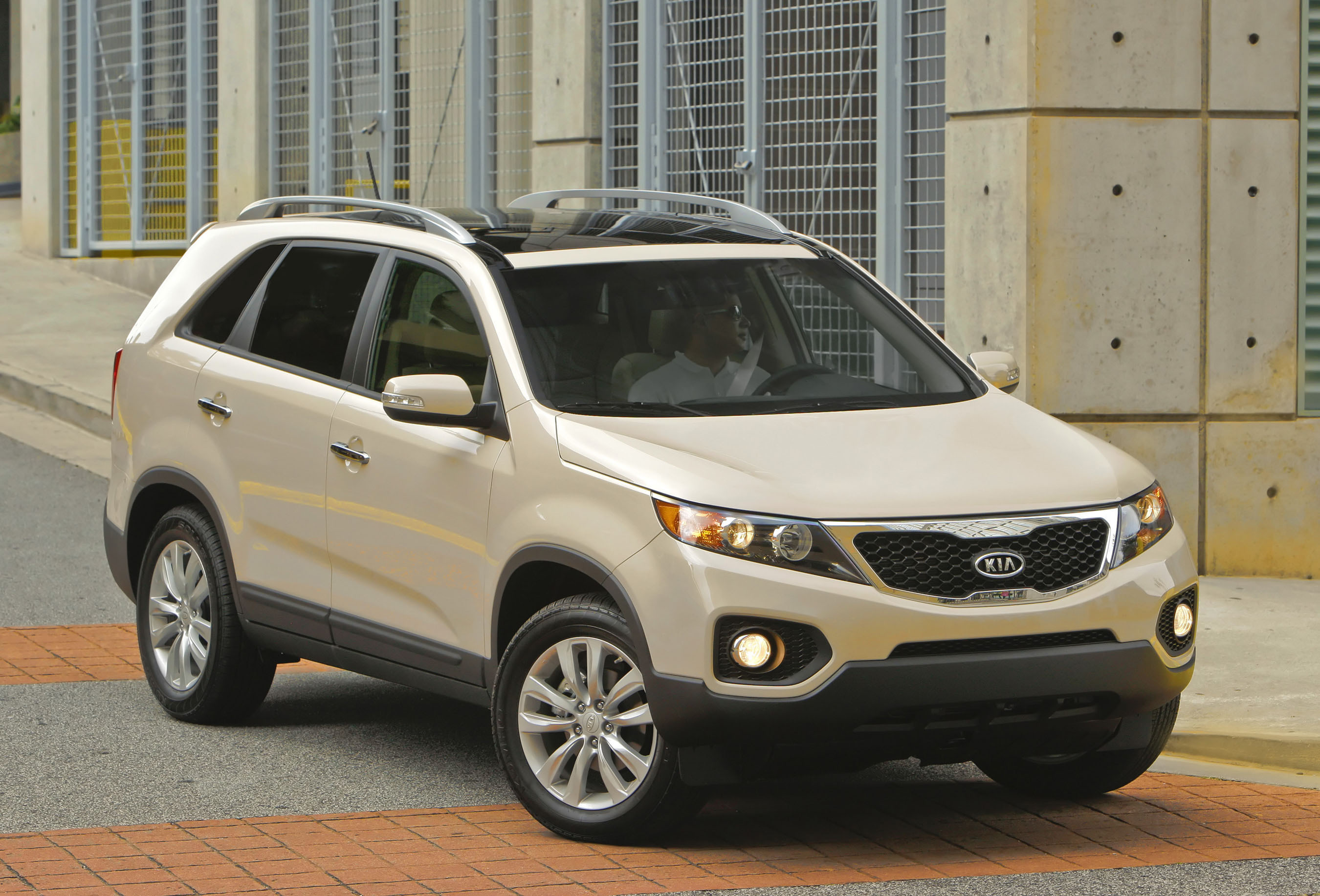 Kia sorento awarded 39 top safety pick 39 by insurance institute for highway safety