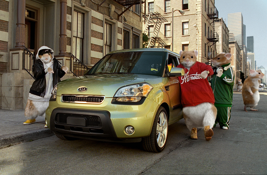 Kia Soul Commercial >> Kia Soul Hamster Commercial Honored With 2010 Silver EFFIE ...
