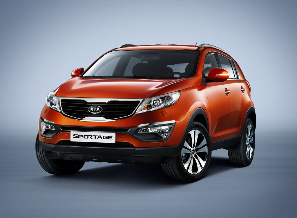 New Kia Sportage from Kia Motors Slovakia Attracts