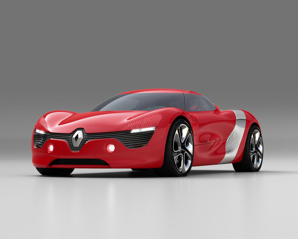 Renault Introduces the DeZir