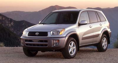Toyota To Fix 2001 2003 Rav4 Transmissions