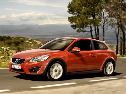 2011 Volvo C30 Review