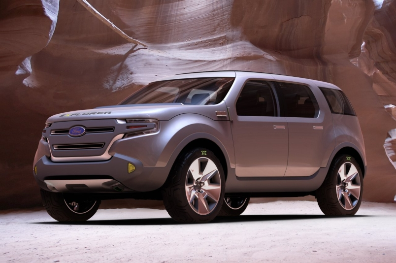 2011 ford explorer major suv fuel economy gains technology style. Cars Review. Best American Auto & Cars Review