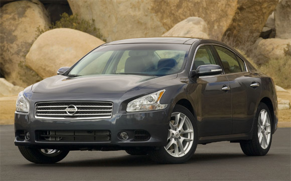 Nissan Announces U.S. Pricing for 2011 Maxima and Sentra