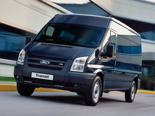 Unique Ford Transit Connect Turns Heads at Dream Cruise,