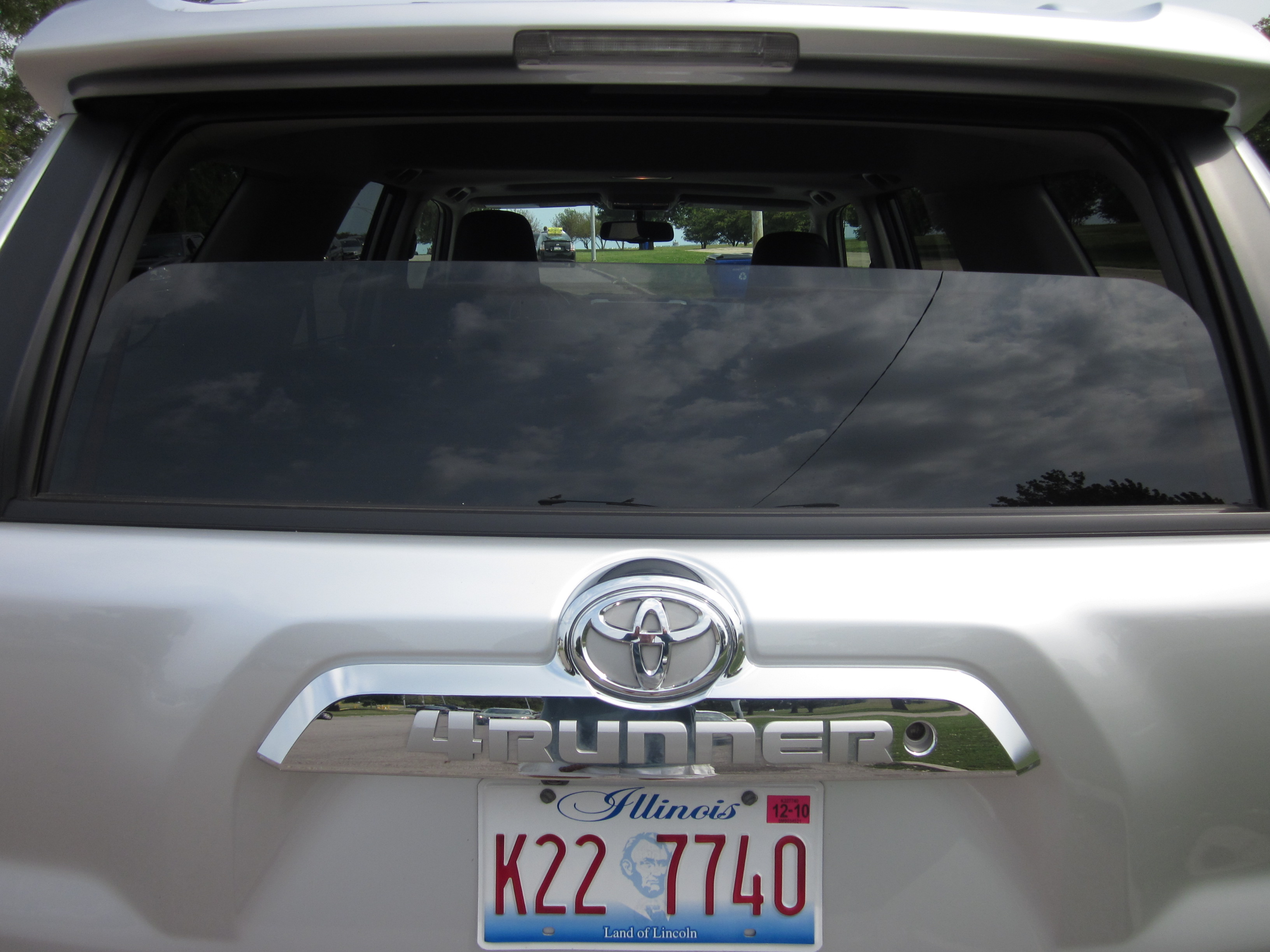 2011 Toyota 4runner Sr5 Review