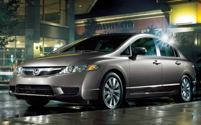 2011 Honda Civic GX