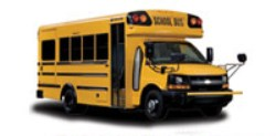 First factory installed propane powered small school buses delivered
