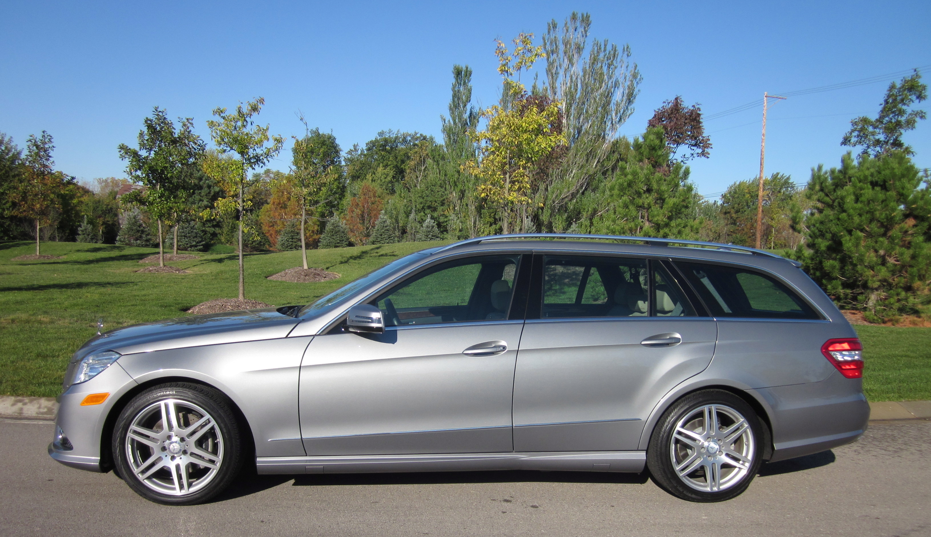 2011 mercedes-benz e-class e350 4matic wagon review
