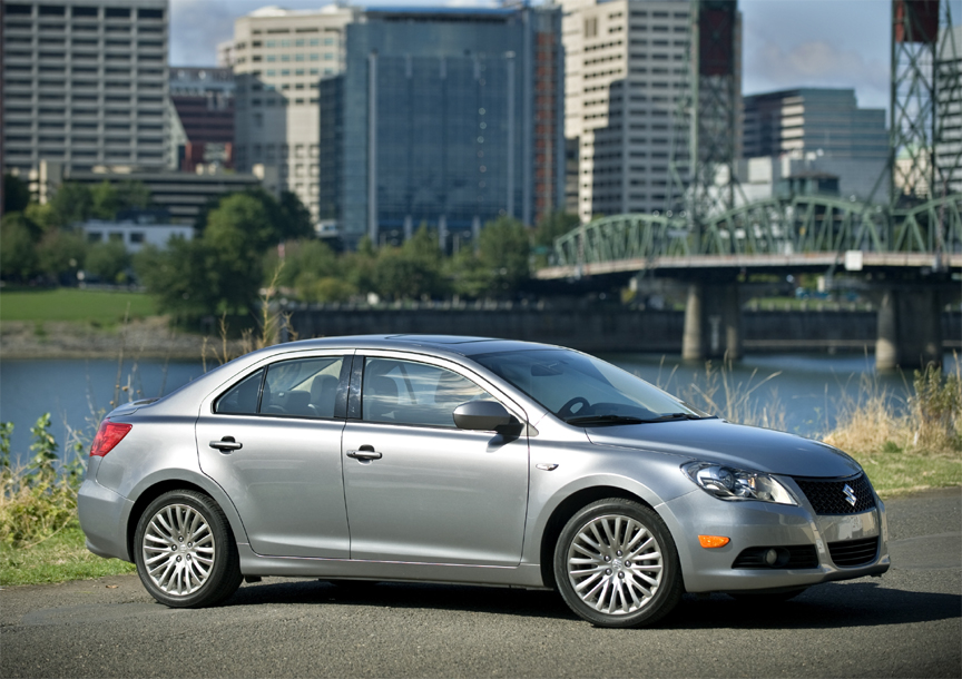 2011 Suzuki Kizashi Named a Consumers Digest Best Buy