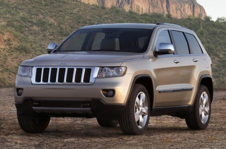 Jeep Grand Cherokee 2011 Overland Summit. Grand Cherokee Overland