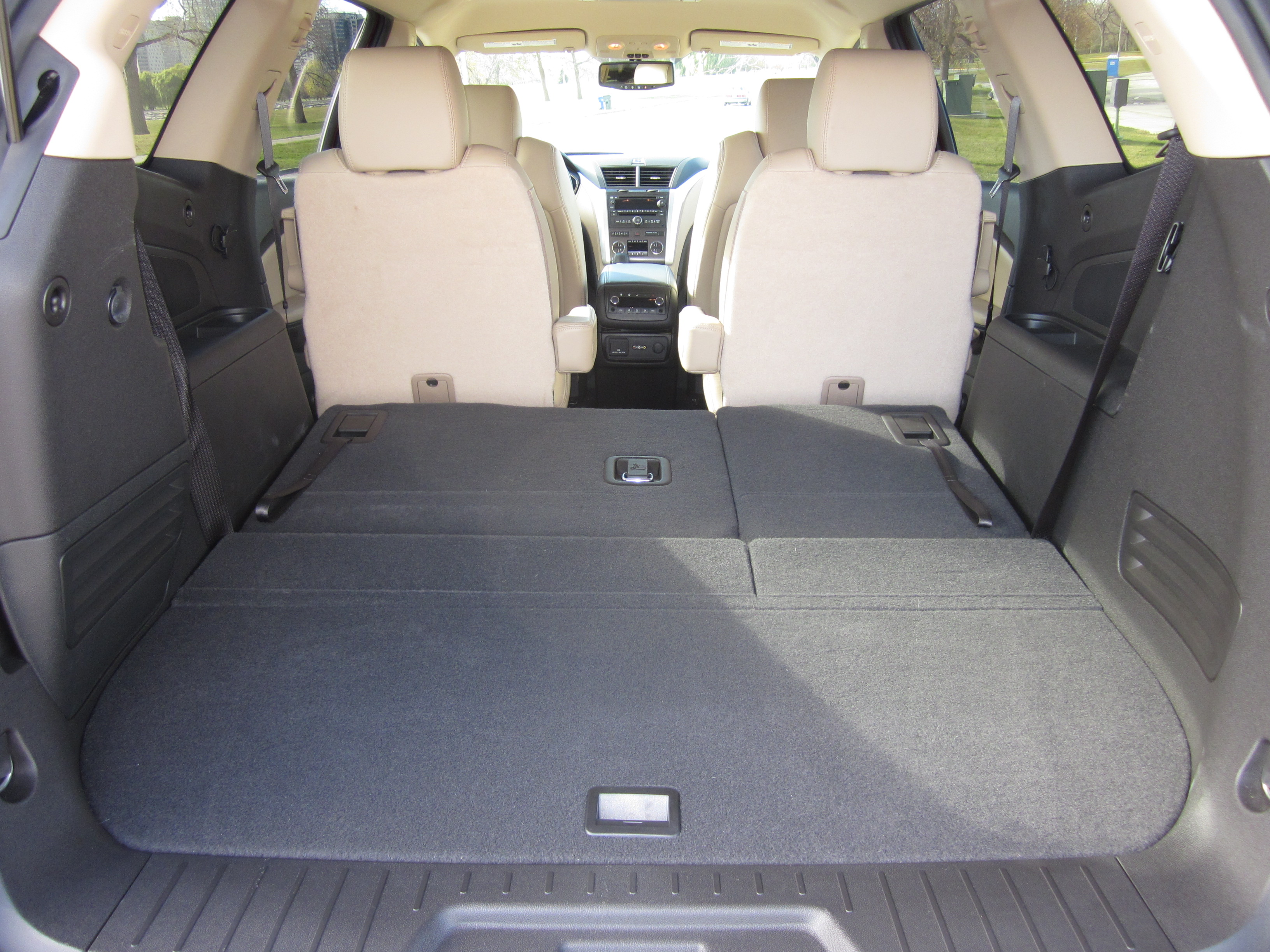 chevy traverse remove 3rd row seat autos post. Black Bedroom Furniture Sets. Home Design Ideas
