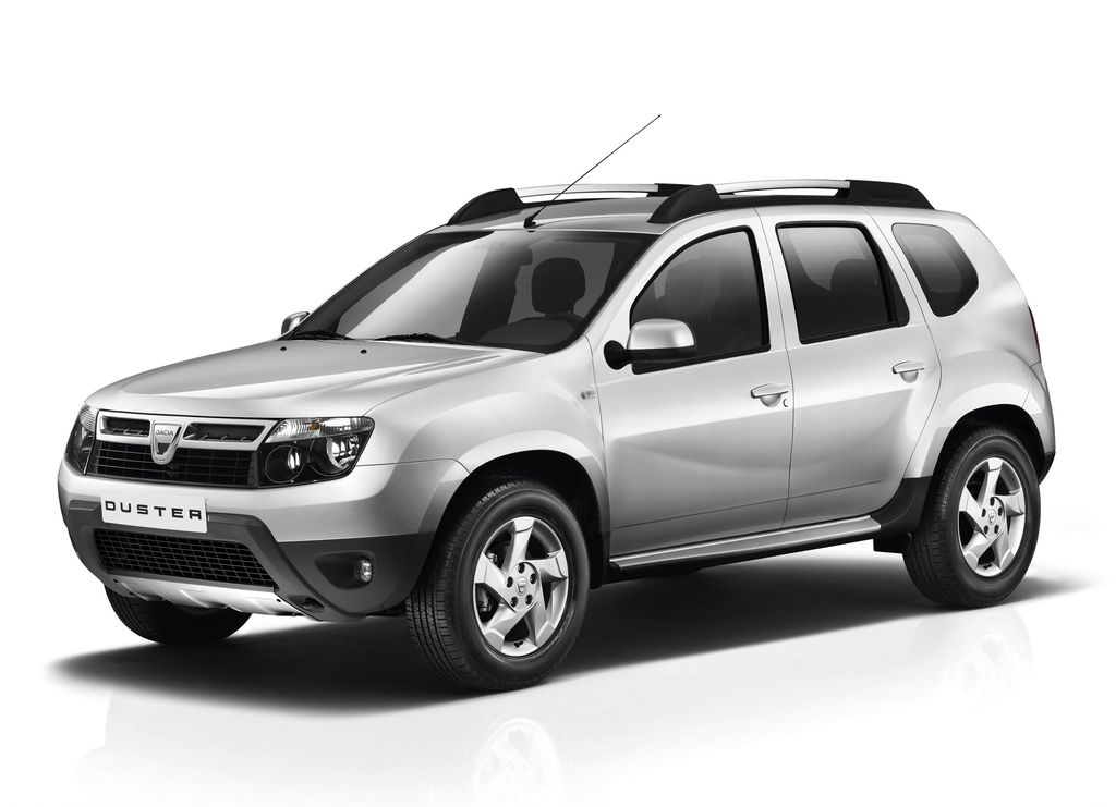 2011 Dacia Duster. Dacia Duster Takes Top