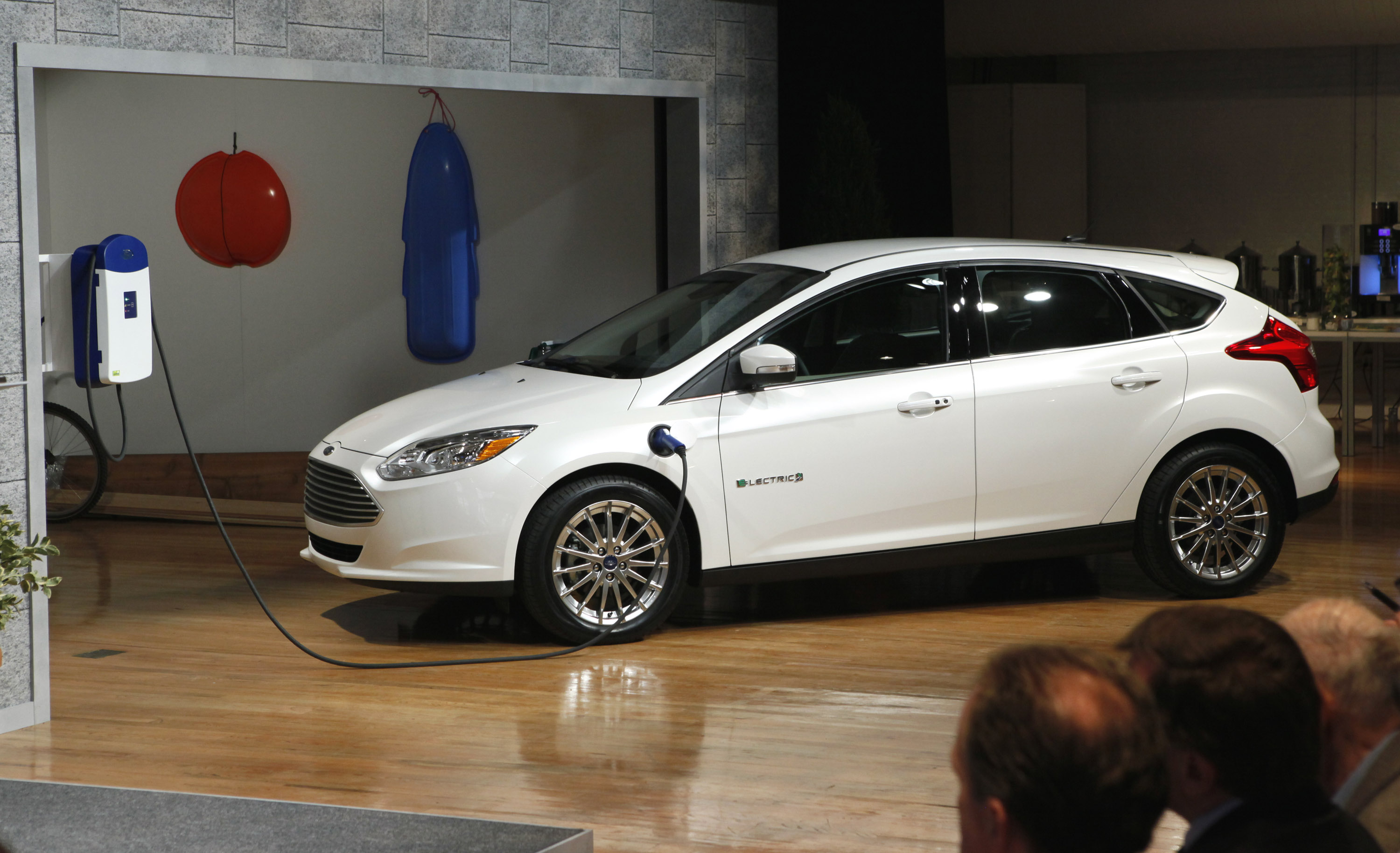 All New Ford Focus Electric Go Fuel Free With First Zero