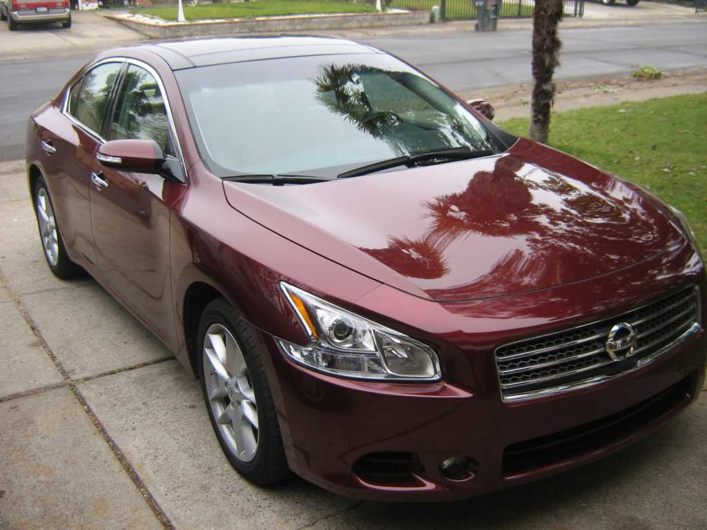 2011 Nissan Maxima Review