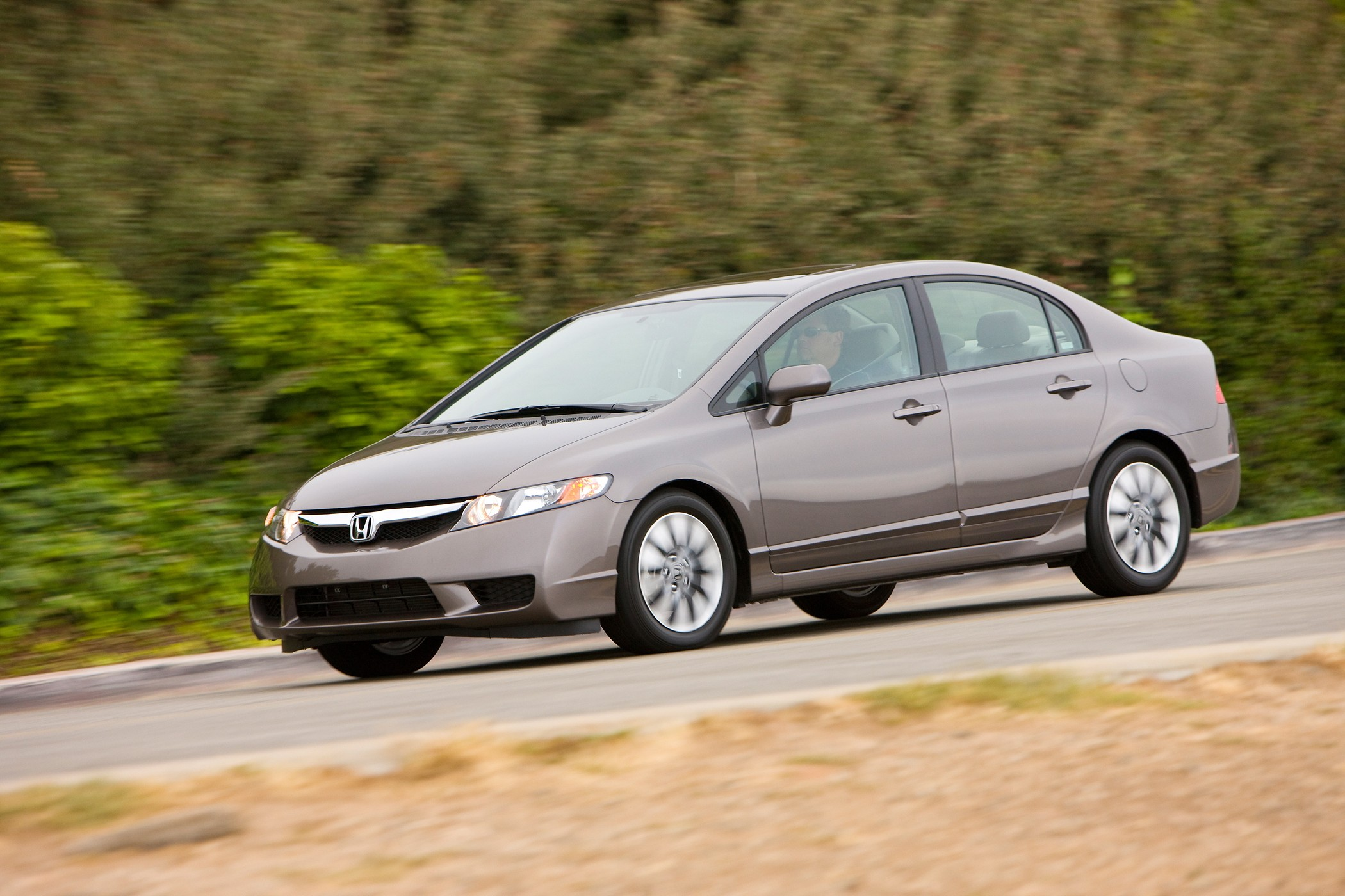 Honda Civic Sedan Ex Review