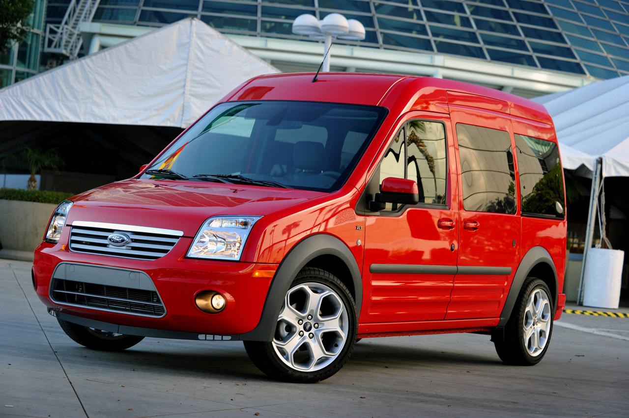 2011 Ford Transit Connect Review