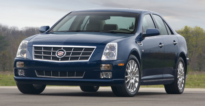 2011 Cadillac DTS Overview