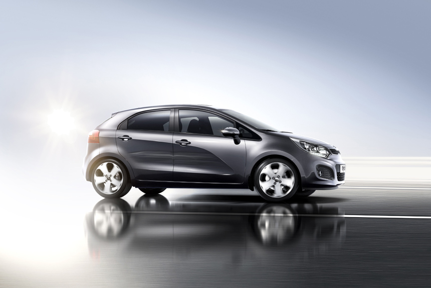 2011 kia rio offers great value and fuel economy video. Black Bedroom Furniture Sets. Home Design Ideas