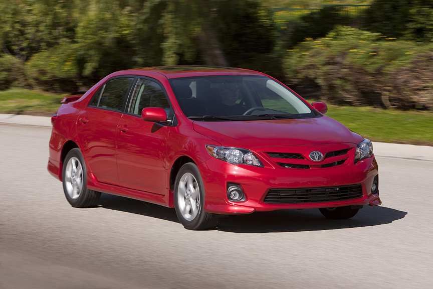 2011 Toyota Corolla Le Review