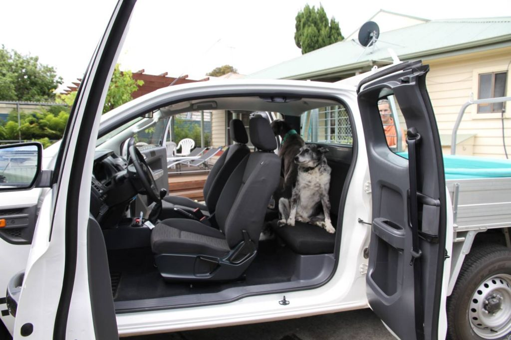 All New Ford Ranger Makes Room For More Space
