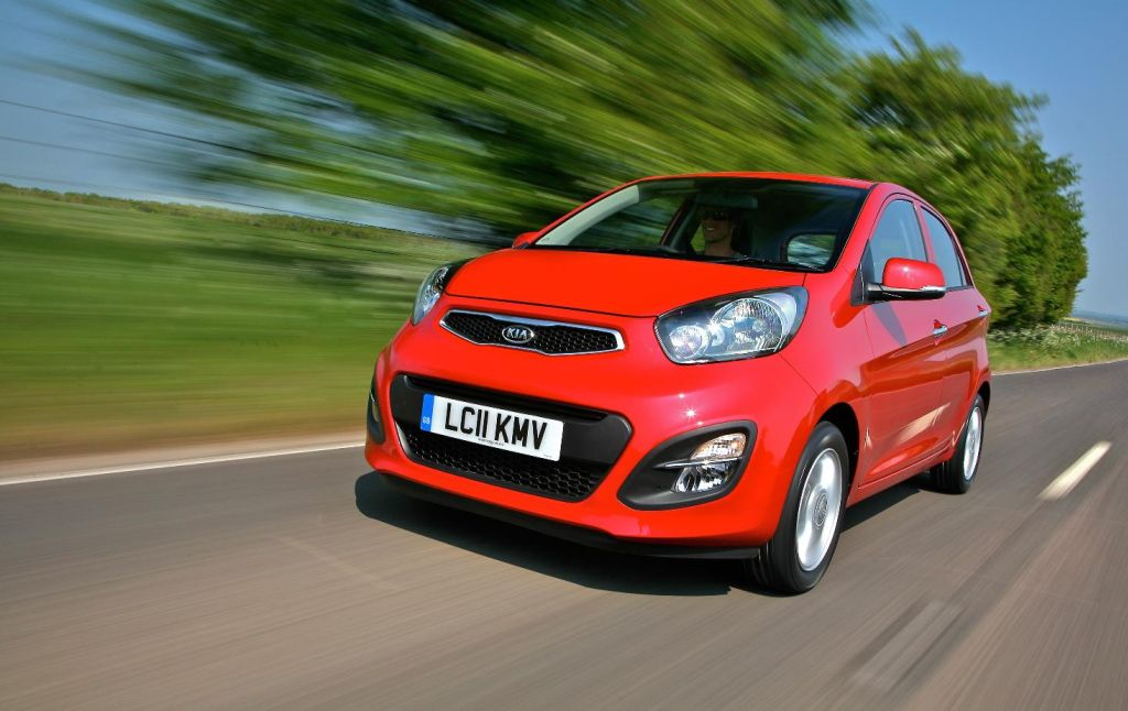 all new kia picanto the small car grown up. Black Bedroom Furniture Sets. Home Design Ideas