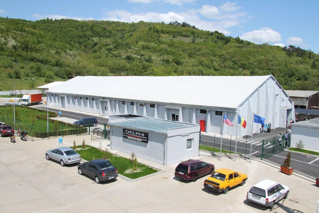 [DIAGRAM_34OR]  Delphi Opens Wiring Harness Assembly Plant In Romania   Delphi Wiring Harness      Auto Channel