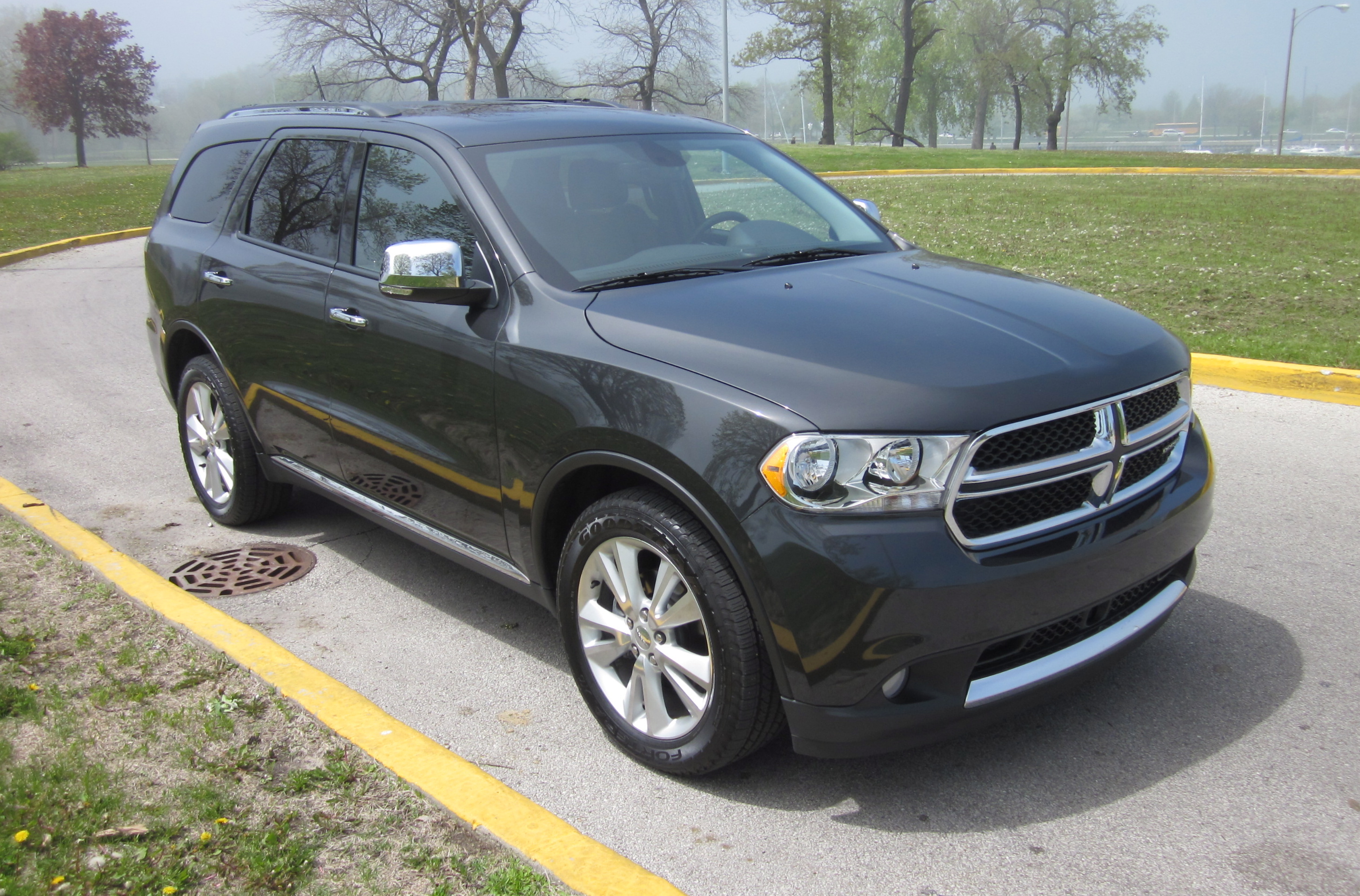 2011 dodge durango review and road test