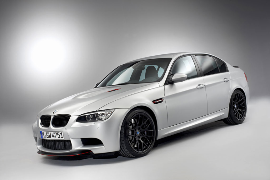 BMW M5 and M3 CRT Make Their Debut During M Party at Nrburgring