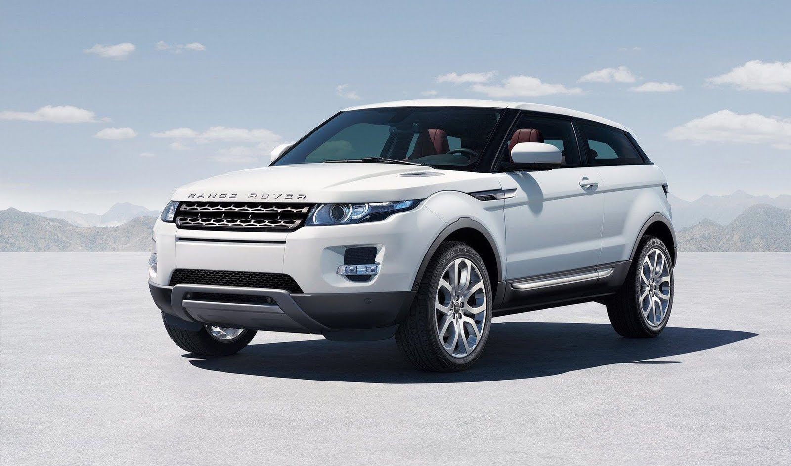 2012 range rover evoque pricing fuel economy announced. Black Bedroom Furniture Sets. Home Design Ideas