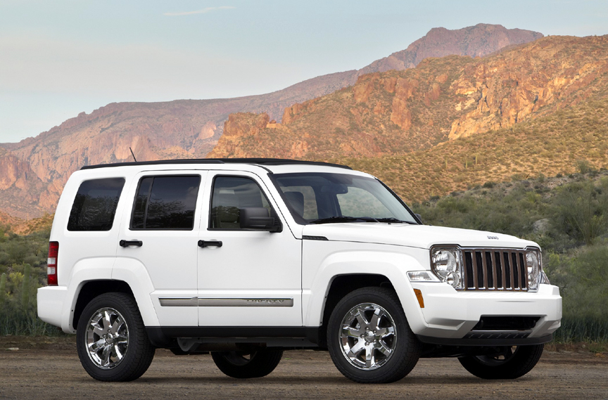 2011 Jeep Liberty Sport 4x4 Review - VIDEO ENHANCED