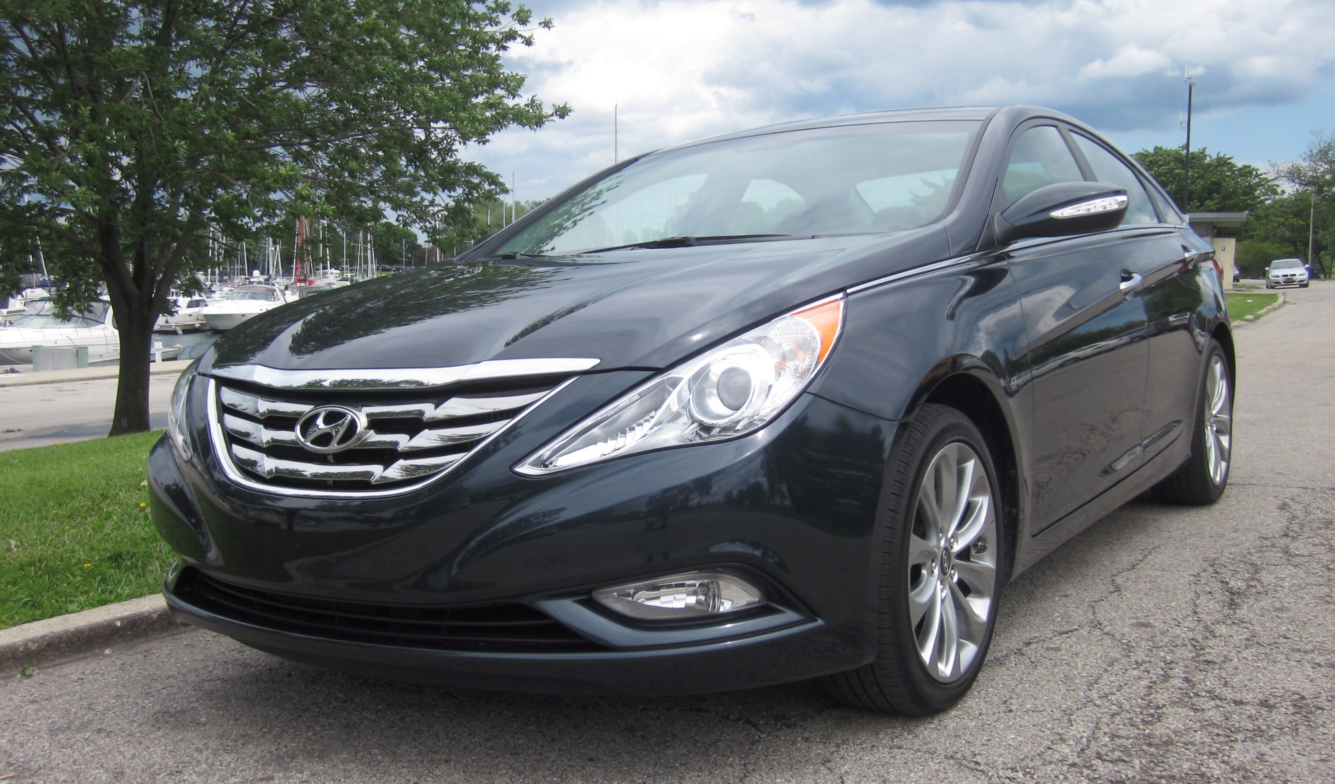 2011 Hyundai Sonata Limited Turbo Review What S Not To Like