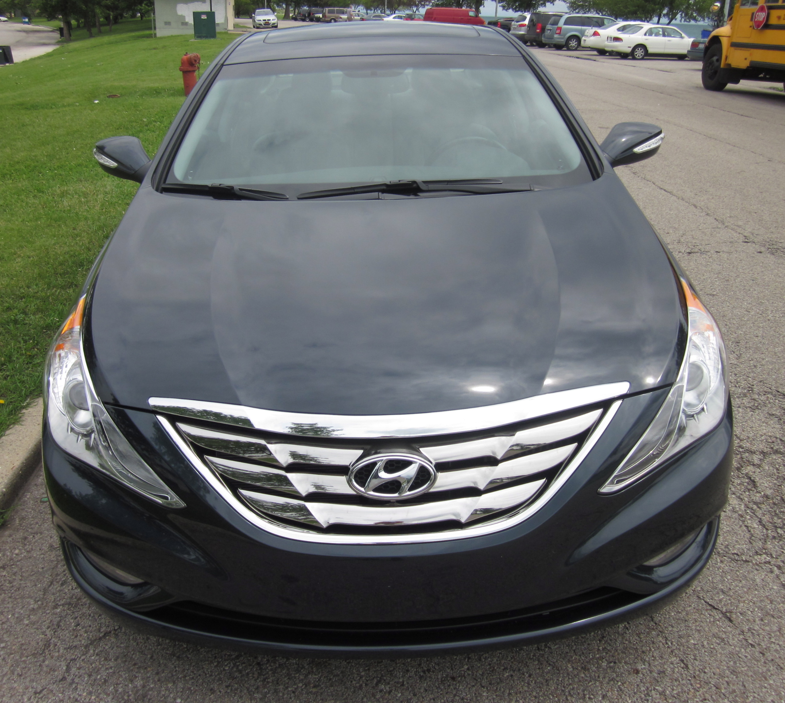 2011 Hyundai Sonata Turbo: 2011 Hyundai Sonata Limited Turbo Review