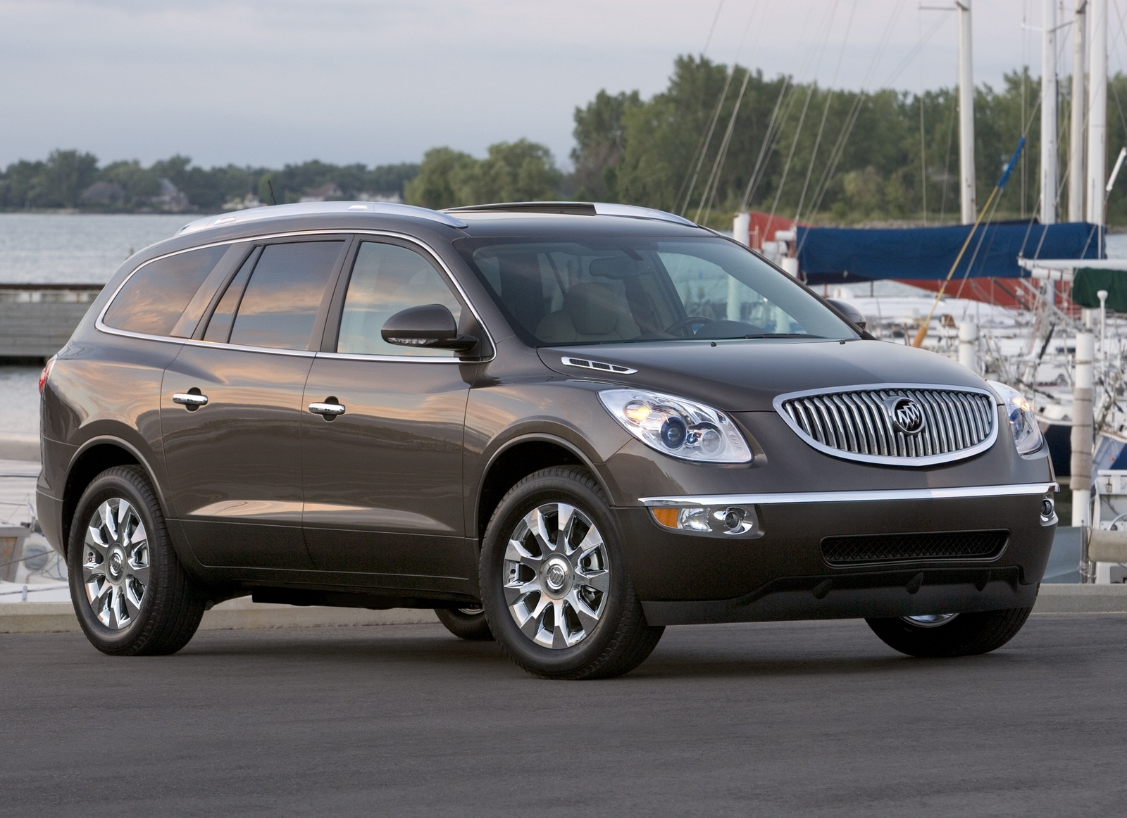 2011 Buick Enclave CXL-AWD Review