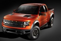 Special Motorsports Event - FordParts.com Launches Capture the Raptor Sweepstakes