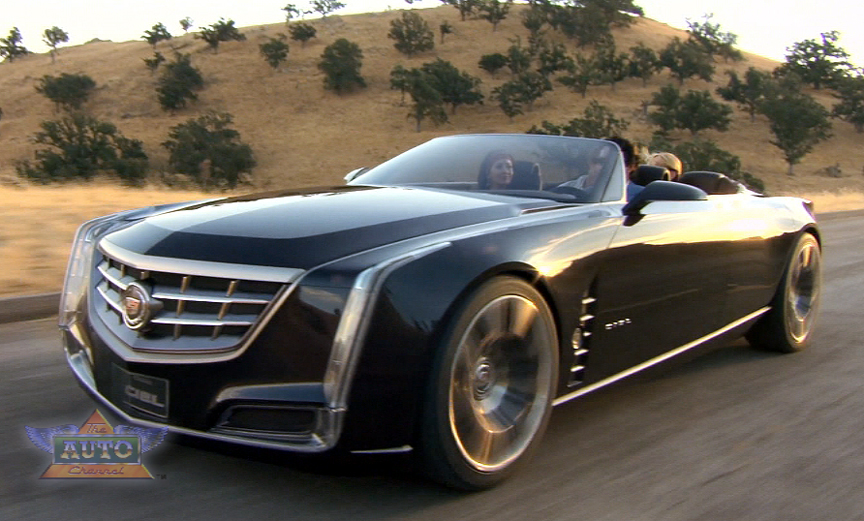Cadillac Unveils A Spectacularly Beautiful Concept Cadillac Ciel