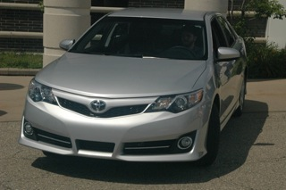 2012 Toyota Camry - First Drive First Look