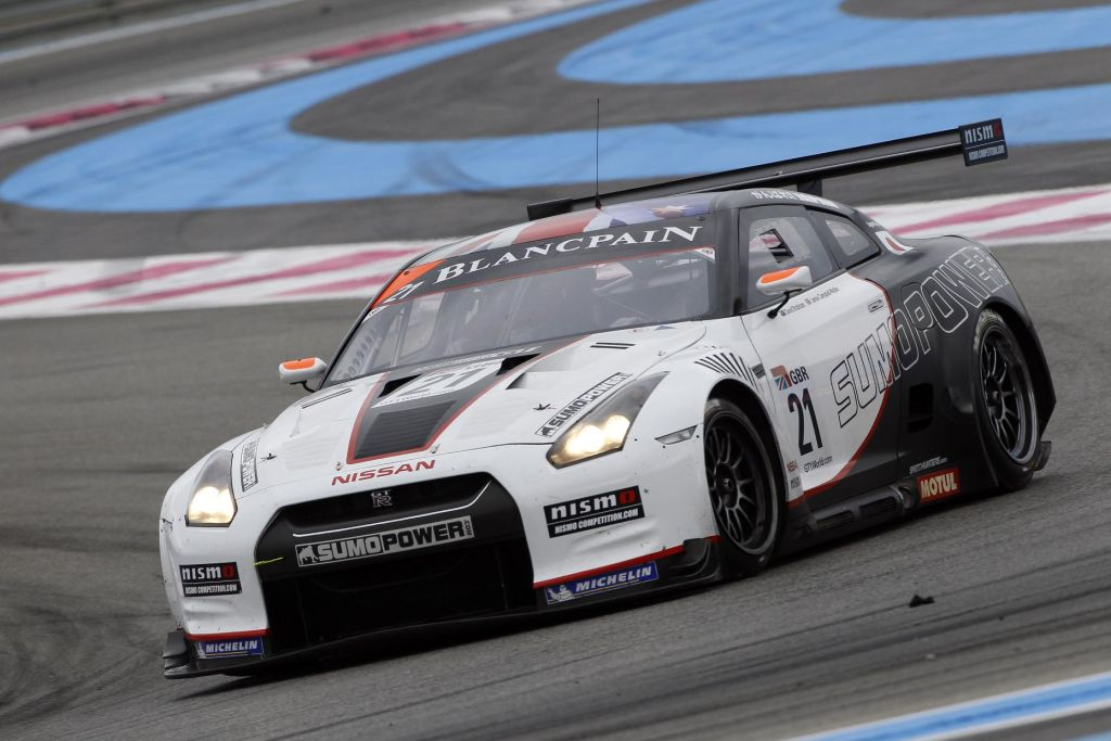 FIA GT1 Seriew - Nissan Aiming To Build On Paul Ricard Momentum As GT1