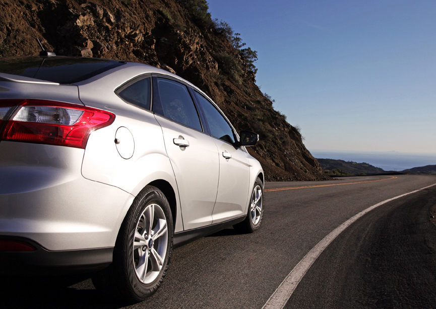 2012 Ford Focus Se Sedan Review By Carey Russ Video