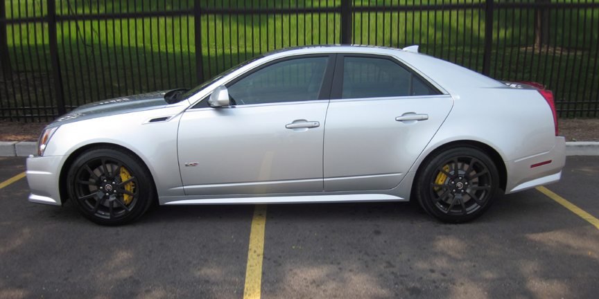 2012 Cadillac Cts V Review By Larry Nutson Video
