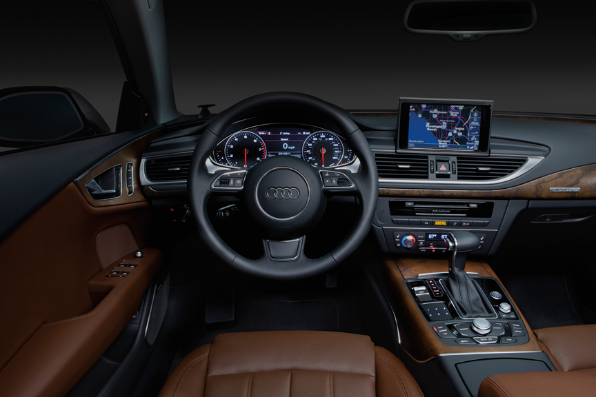 2012 Audi A7 3 0 Tfsi Quattro Review By Carey Russ