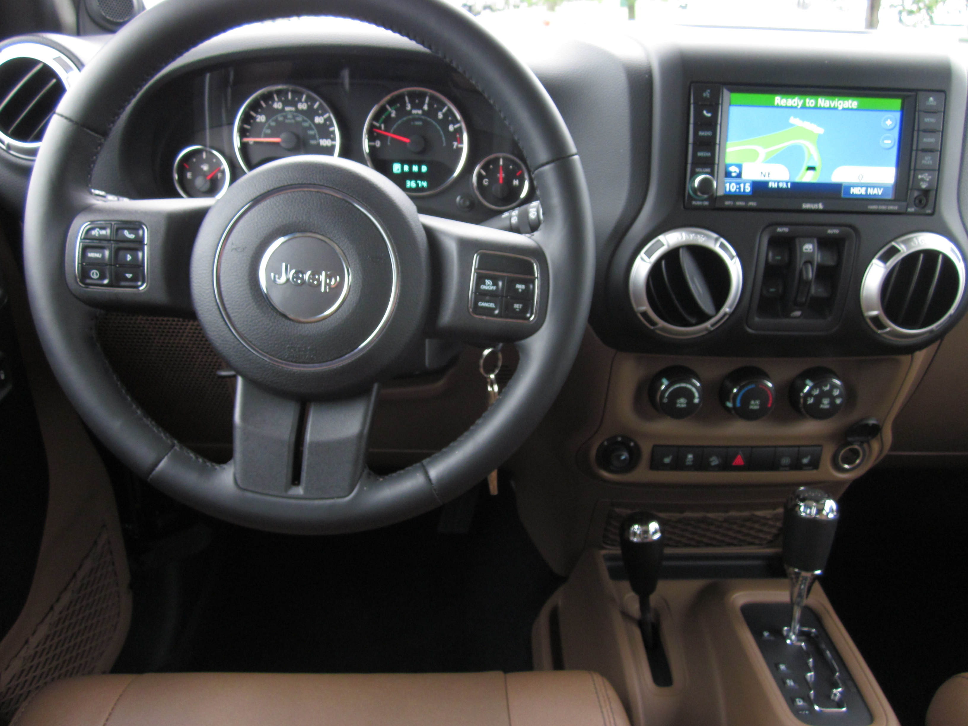 2012 Jeep Wrangler Unlimited Review And Road Test