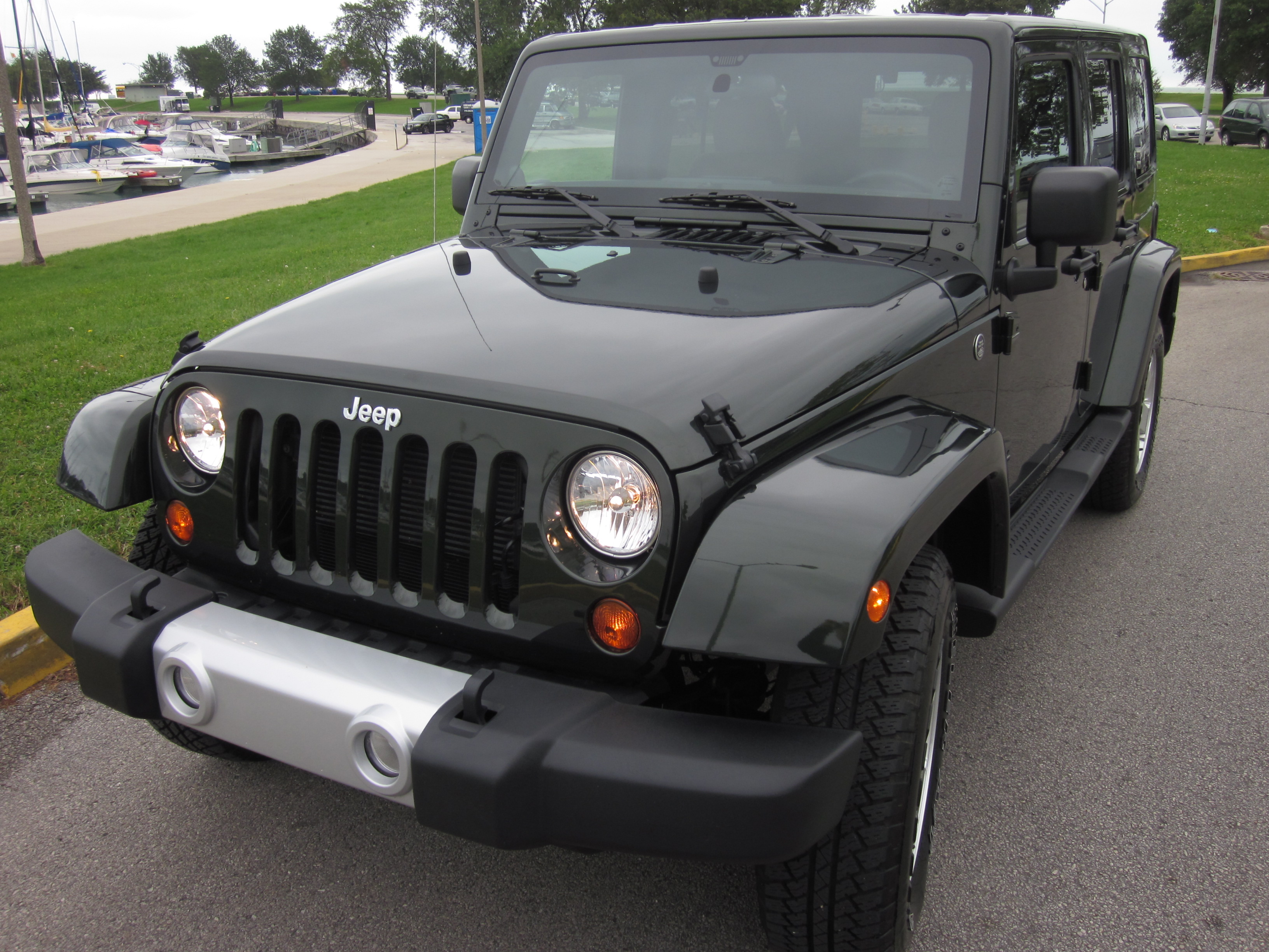 2012 Jeep Wrangler Unlimited (select to view enlarged photo)
